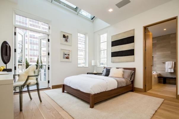 Thiết kế không gian phòng ngủ nhà cấp 4 có 2 phòng ngủ