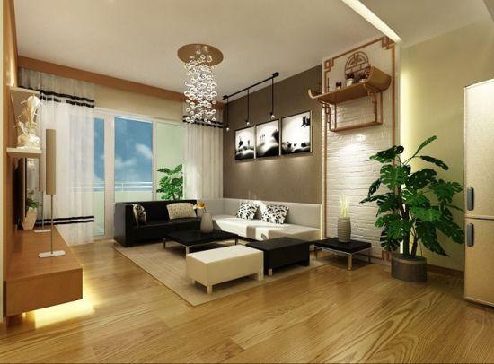 Mẫu phòng thờ phòng khách đẹp - thiết kế 1