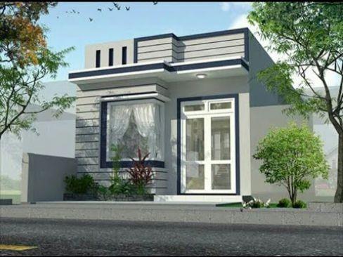 Nhà 1 tầng đơn giản -H14