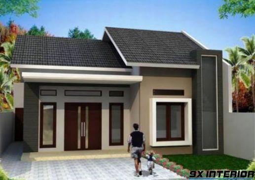 Nhà 1 tầng đơn giản -H3