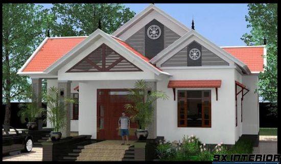 Nhà 1 tầng đơn giản -H5