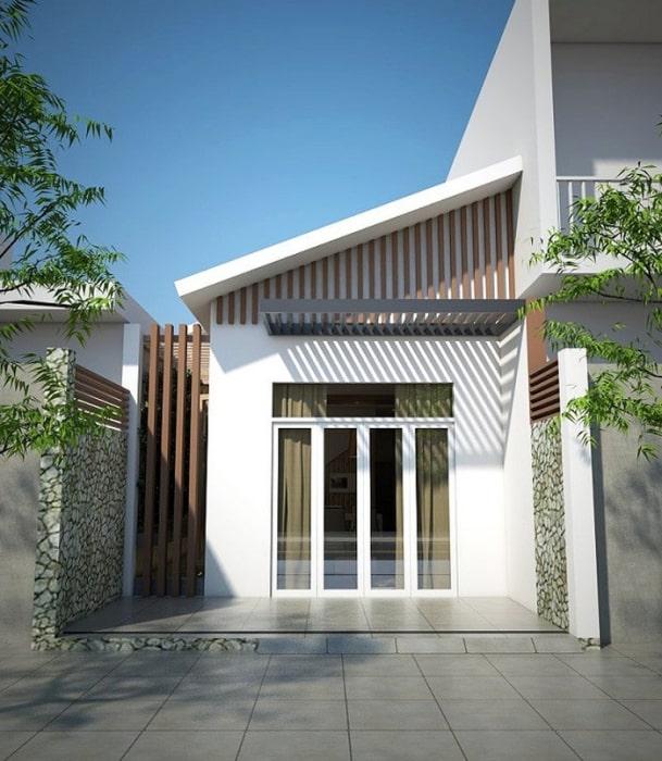 nhà đẹp giá rẻ 200 triệu
