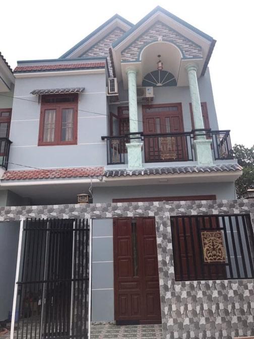bán căn nhà 1 trệt 1 lầu đường Võ Thị Sáu