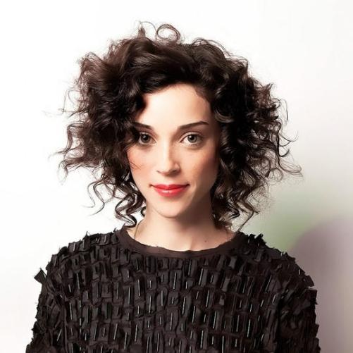 Asymmetrical hairstyles short