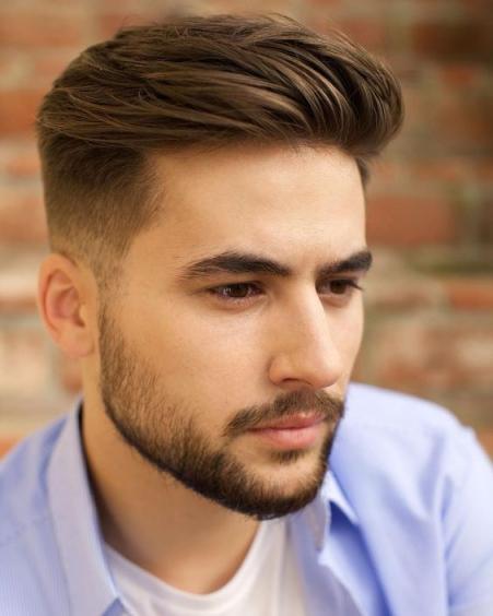 Kiểu tóc nam undercut 2 bên đẹp