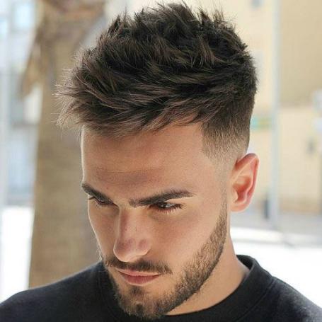 Kiểu tóc nam undercut cho mặt dài đẹp