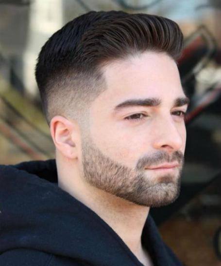 Kiểu tóc nam undercut cho mặt tròn đẹp