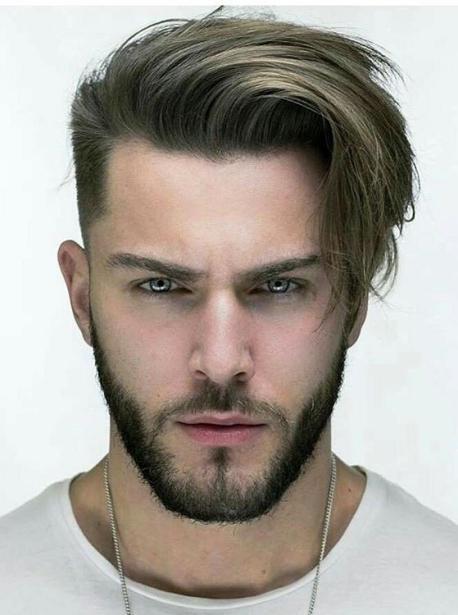 Kiểu tóc nam undercut dài đẹp