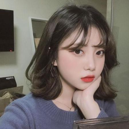 Xu hướng mẫu tóc ngắn đẹp như sao Hàn - Hình 1