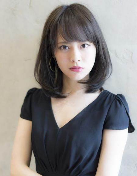 Xu hướng mẫu tóc ngắn đẹp như sao Hàn - Hình 11