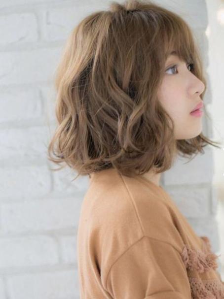 Xu hướng mẫu tóc ngắn đẹp như sao Hàn - Hình 13