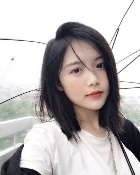Xu hướng mẫu tóc ngắn đẹp như sao Hàn - Hình 5