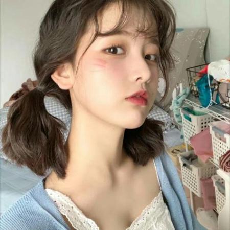 Xu hướng mẫu tóc ngắn đẹp như sao Hàn - Hình 6
