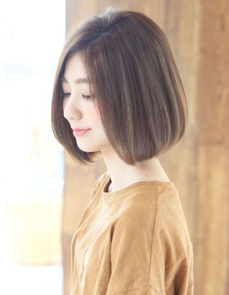 Kiểu tóc ngắnUốn Cụp đẹp