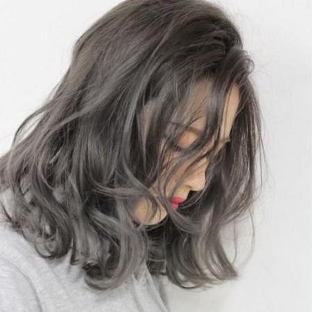 Kiểu tóc ngang vai Xoăn Retro đẹp nhất