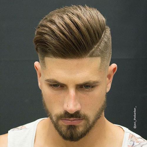 Xu hướng thời trang tóc undercut đẹp nhất dành cho nam giới