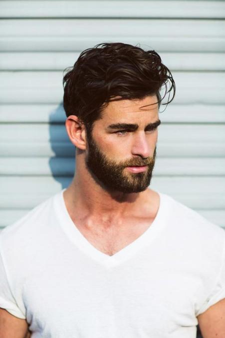 Kiểu tóc undercut uốn đẹp dành cho nam