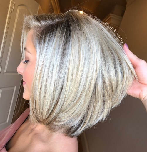 Shoulder Length Hairstyles For Fine Hair 2020 81
