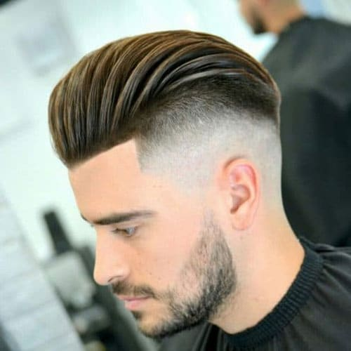 Undercut hairstyles for mens