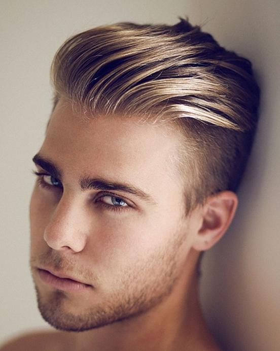 Kiểu tóc namEmo Undercut