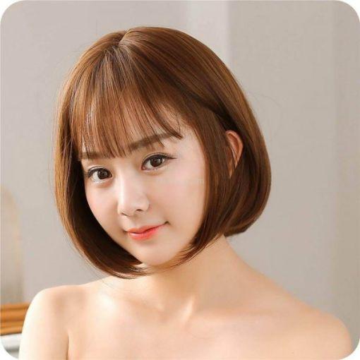 Xu hướng tóc ngắn ôm sát mặt đẹp nhất hiện nay