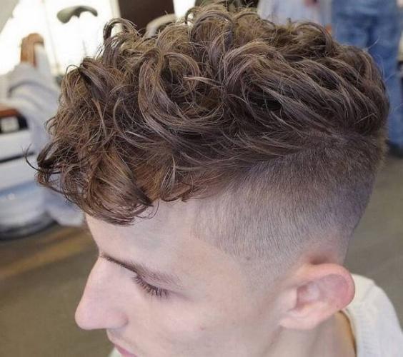 Thời trang những kiểu tóc nam đẹp nhất - Mẫu 13