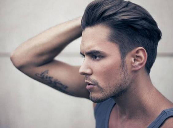 Thời trang những kiểu tóc nam đẹp nhất - Mẫu 3