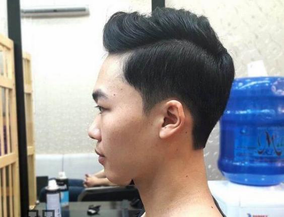 Thời trang những kiểu tóc nam đẹp nhất - Mẫu 5
