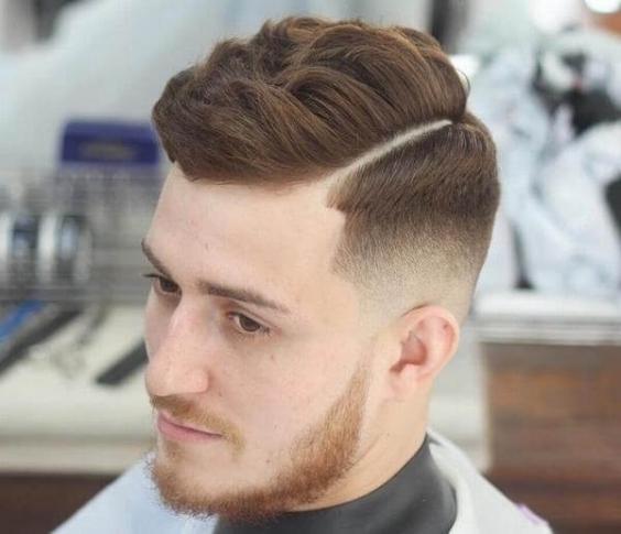 Thời trang những kiểu tóc nam đẹp nhất - Mẫu 6