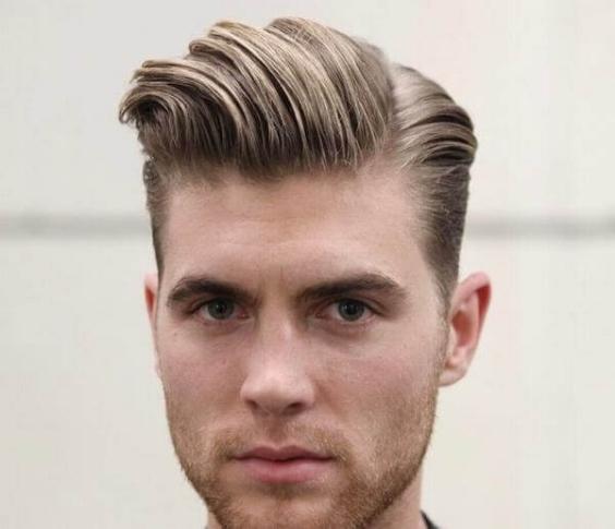 Thời trang những kiểu tóc nam đẹp nhất - Mẫu 7