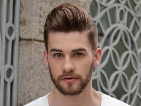 Thời trang những kiểu tóc nam đẹp nhất - Mẫu 8