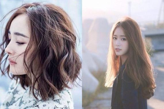 Những kiểu tóc nữ đẹp nhất - Mẫu 12
