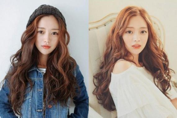 Những kiểu tóc nữ đẹp nhất - Mẫu 15