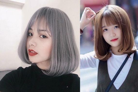 Những kiểu tóc nữ đẹp nhất - Mẫu 3