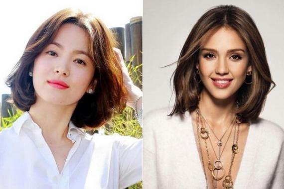 Những kiểu tóc nữ đẹp nhất - Mẫu 8