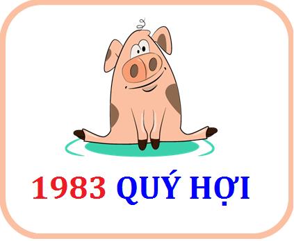 Gia chủ sinh năm 1983 tuổi Quý Hợi mệnh gì