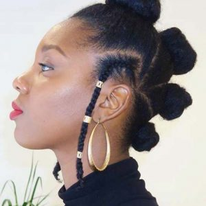 BANTU KNOTS Beautiful Natural Hairstyles Best