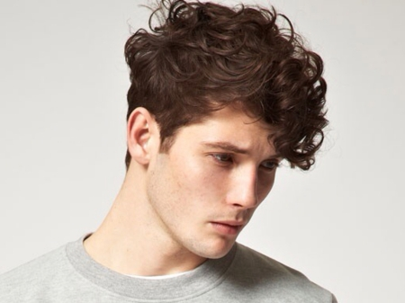 Best Curly Hairstyles + Haircuts For Men - H1