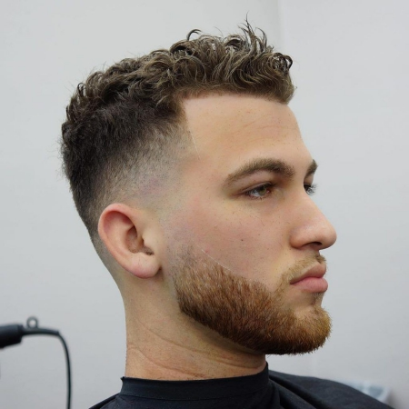 Best Curly Hairstyles + Haircuts For Men - H10