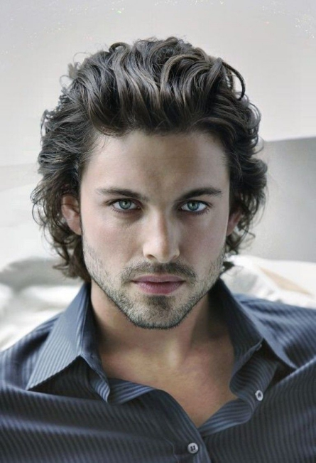 45 Best Curly Hairstyles For Mens 2020 Guide