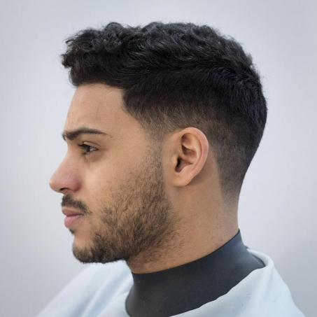 Best Curly Hairstyles + Haircuts For Men - H14