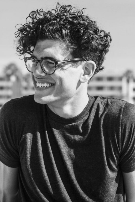 Best Curly Hairstyles + Haircuts For Men - H15