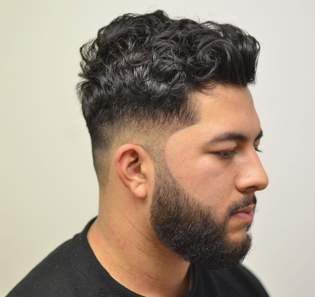 Best Curly Hairstyles + Haircuts For Men - H3