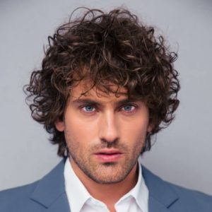 Best Curly Hairstyles + Haircuts For Men - H5