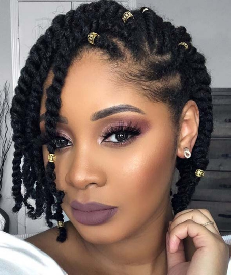 Cute and natural hairstyles You Can Wear Anywhere