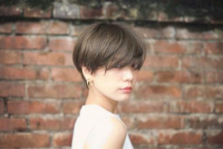 Xu hướng những kiểu tóc tém cho mặt tròn nhỏ đẹp nhất - Hình 5