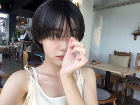 Những kiểu tóc tén tomboy đẹp nhất dành cho nữ - Hình 2