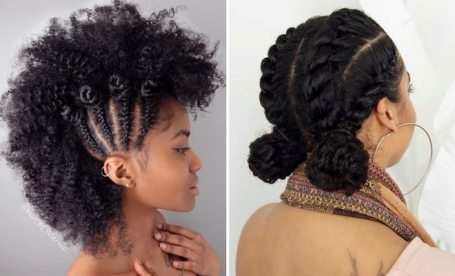Natural evening hairstyles You Can Wear Anywhere