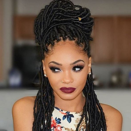 Natural hairstyles after braids You Can Wear Anywhere