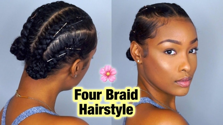 Natural hairstyles braiding hair You Can Wear Anywhere